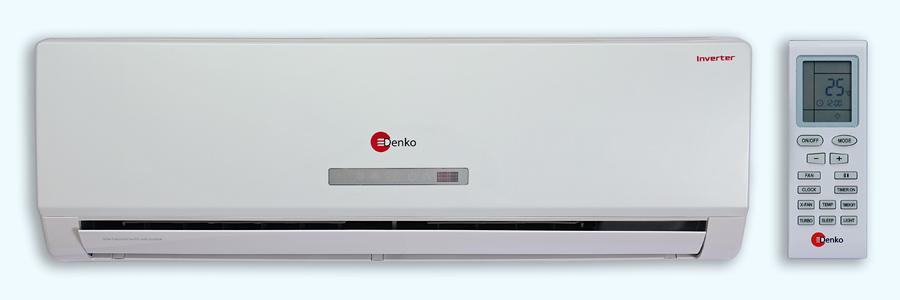 Инверторный кондиционер Denko Primary DAN-09HR